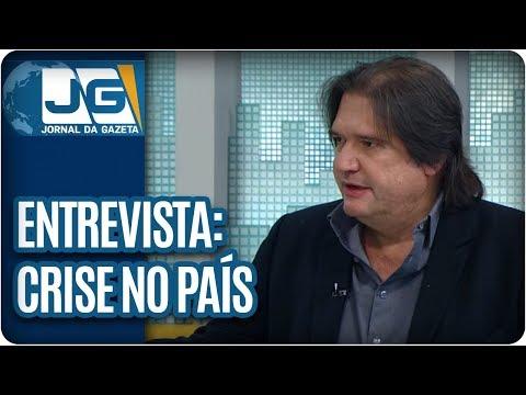 Maria Lydia entrevista Pedro Serrano, prof. Direito/PUC-SP, sobre crise no país