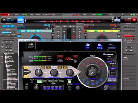 Virtual DJ 8.0 - Plugin SoundEffect RMX - 1000