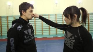 Мастер класс самооборона для женщин(, 2014-02-03T19:33:34.000Z)