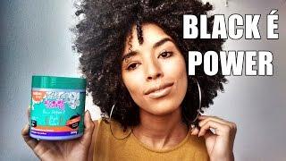 DEFINIDOR DE CACHO BLACK É POWER