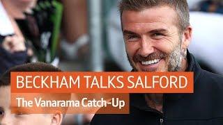 Beckham talks Salford as Orient go top | National League Highlights: Matchday 31