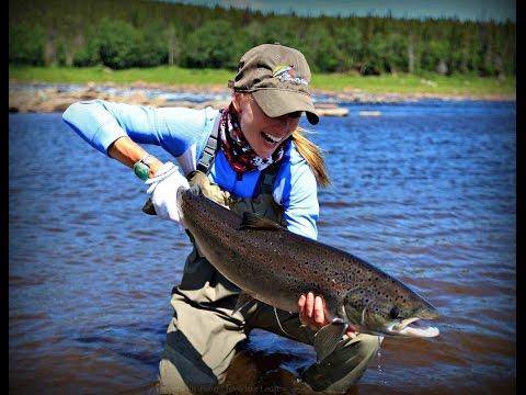 Brook Trout & Atlantic Salmon | Igloo Lake Lodge In Labrador