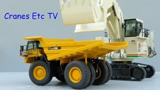 NZG Komatsu HD785-7 Off-Highway Truck by Cranes Etc TV