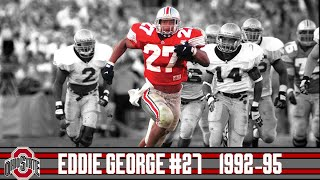 Eddie George | Ohio State Highlights