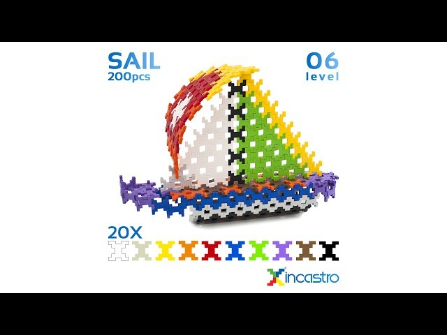 INCASTRO | Level 6 | Sail