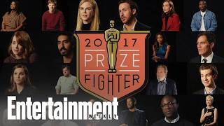 20 Oscar Nominees Reveal The Untold Stories Behind Their Films | Oscars 2017 | Entertainment Weekly