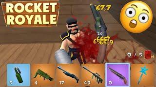 Rocket Royale - iOS Gameplay #25 (High KILL Game) 😲 screenshot 5