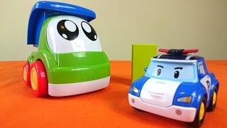 Робокар Поли и его друзья: Маша и грузовичок