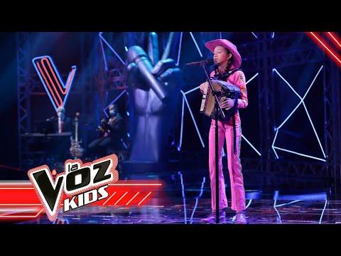 María Liz canta 'Triste Recuerdo' | La Voz Kids Colombia 2021