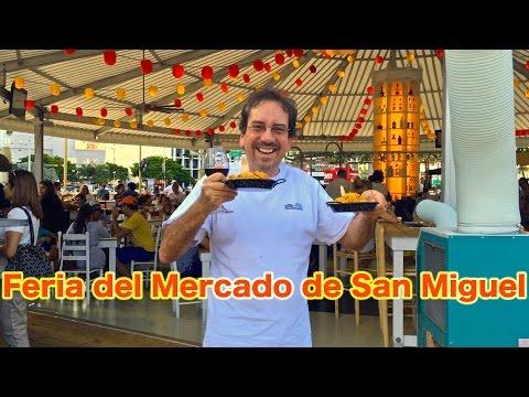 Feria Mercado San Miguel: Paellas, Tapas, And Tintos At Downtown Miami | Traveling Robert