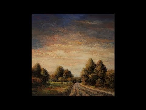 Russell Road 8×8 Tonalist Landscape Oil Painting Demonstration