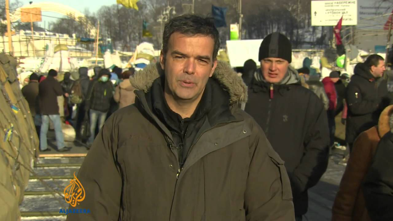 Protesters in Kiev to leave justice ministry