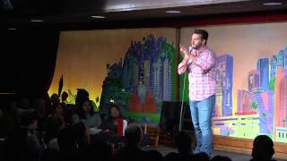 Bert DiVietri SF Punchline Sunday Showcase