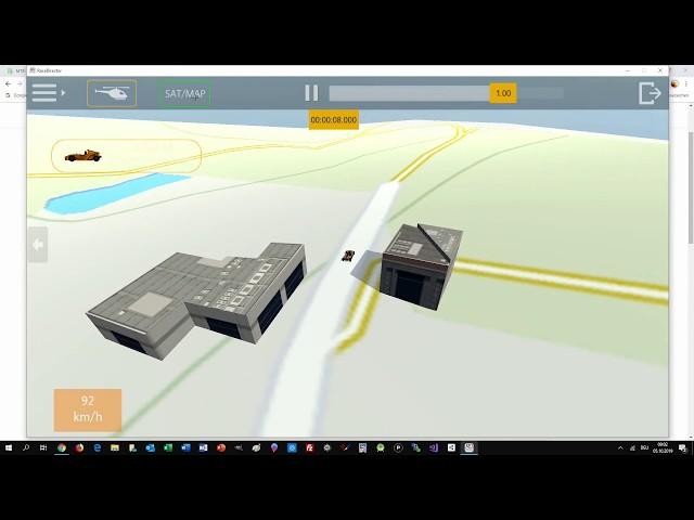GPSies GPX data in RaceDirector.