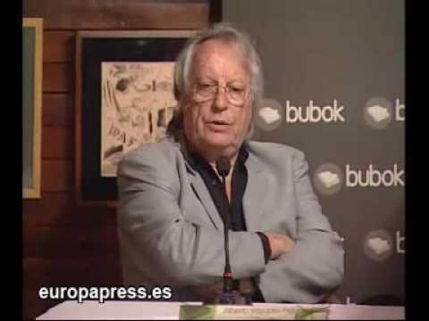 Alberto Vázquez Figueroa en la FLS 09': Entrevista from YouTube · Duration:  1 minutes 4 seconds