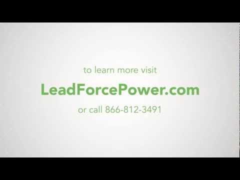 LeadForce Lead & Data Management Software - Your Office Now Fits in Your Hands!