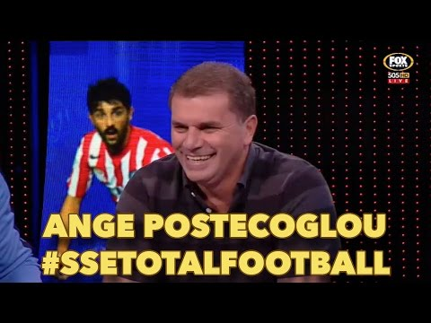 Asian Cup Winning Coach, Ange Postecoglou!