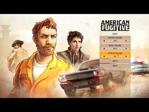 [p1]AMERICAN FUGITIVE GAMEPLAY[p1] |