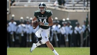 Brian Lewerke Amazing 61 Yard Touchdown! MSU Vs. Western Michigan