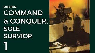 Let's Play Command & Conquer: Sole Survivor #1   Dino Crisis