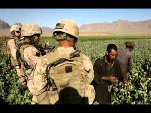 Afghanistan War - Oil Pipeline, Heroin, Natural Resources