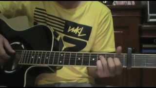 Tutorial: Loser - BigBang (Easy Guitar Fingerstyle) + TABS