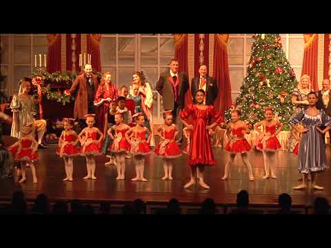 Monterey Peninsula Ballet Theatre Inaugural Nutcracker 2017