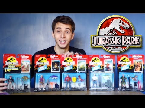 So Many Toys! - HUGE Jurassic Park Unboxing | Ep2