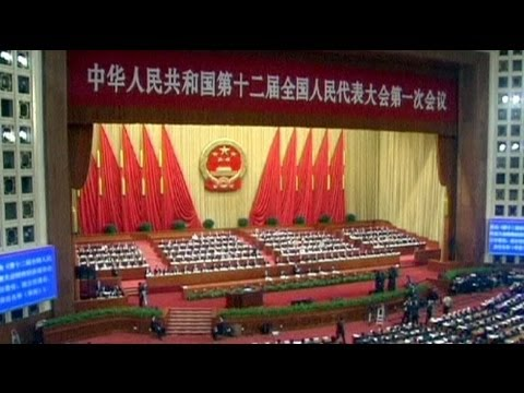 China vows to close rich-poor gap at opening of parliament