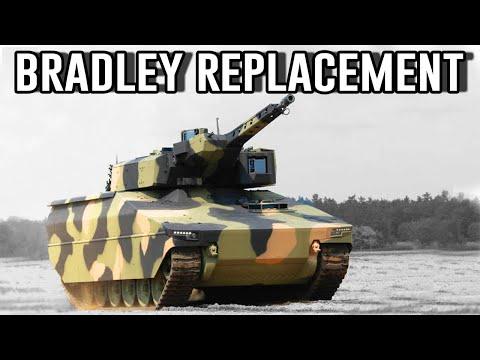 Future Ground Combat Vehicle to Replace M2 Bradley