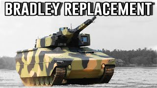Future Infantry Vehicle Aims to Replace Army's Old Bradley