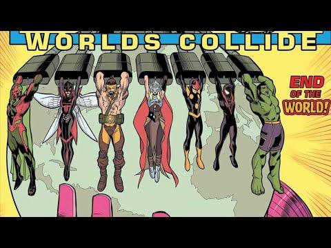 SJW Marvel's CHAMPIONS Wuv Da Science Too!