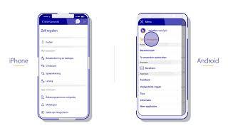 Betalen zonder Rabo Scanner instellen in de  Rabo Bankieren App