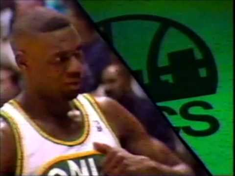 1995 NBA Playoffs Broadcast Intro on NBC
