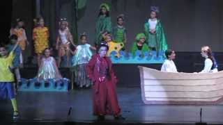 Little Mermaid Jr Bakersfield California Part 4