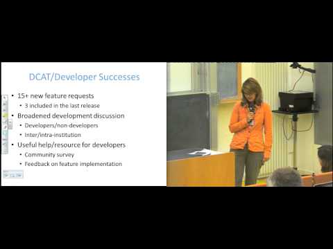 Open Source: Software and Frameworks (Session P3B) 1