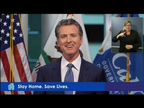 Governor Newsom Gives An Update To California's Coronavirus (COVID-19) Response | April 8, 2020