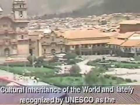 Tourism in Cusco Peru