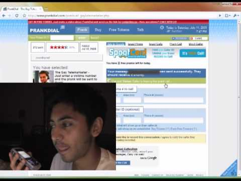 Prank Call Friends Online for Free