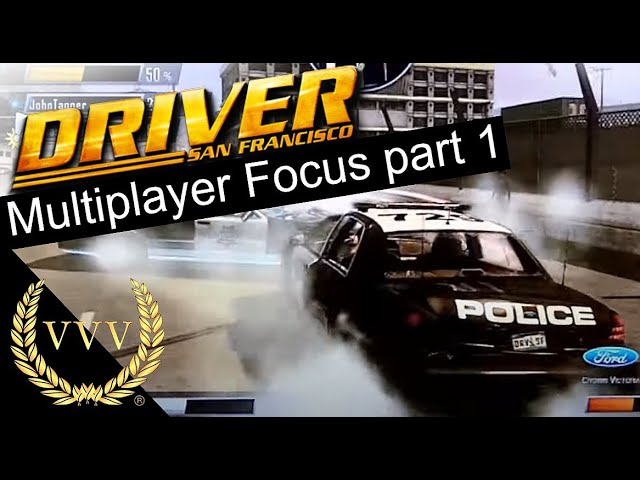 Driver San Francisco Multiplayer Focus part 1