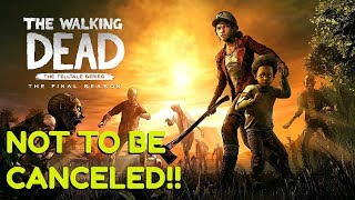 """The Walking Dead IS SAVED! - The Walking Dead:Season 4 """"The Final Season"""" Episode 3 and 4 News"""