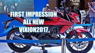 Lihat Langsung All New Yamaha Vixion 2017