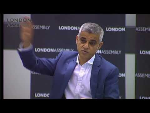 Mayor of London on Brexit cooperation with the Assembly