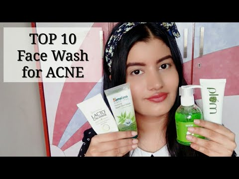 Rid Acne Foaming Face Wash Best Affordable Face Wash For Acne