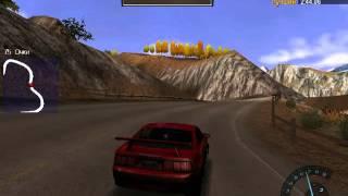 mustang svt cobra race 20/3 NFS Hot pursite 2