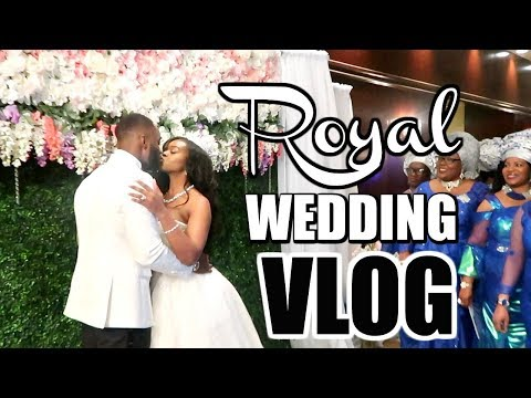IFY'S ROYAL WEDDING VLOG | Life Of Luch