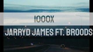 Jarryd James ft. Broods - 1000x Lyrics (terjemahan)