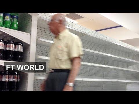 Venezuela hit hard by Oil prices | FT World