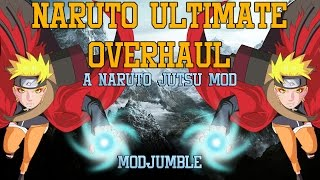 Repeat youtube video Naruto Ultimate Overhaul - Skyrim Naruto Jutsu Mod