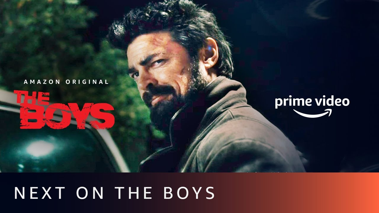 Next On The Boys | The Boys S2 | Karl Urban, Jack Quaid, Antony Starr | Amazon Prime Video